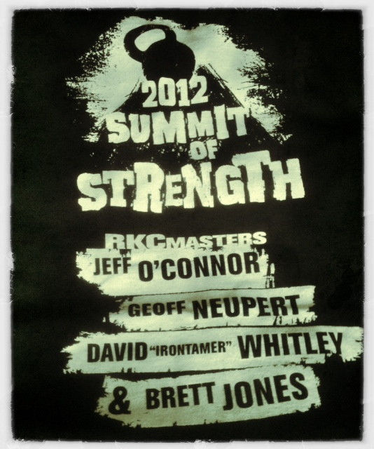 Summit of Strength