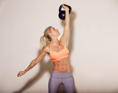 Kettlebell Crossfit Workout