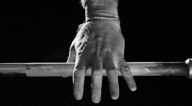 Barbell Grip