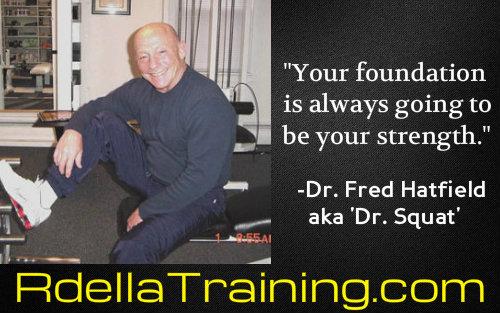 Dr. Hatfield Quote