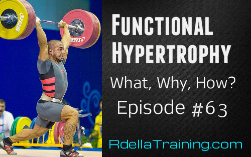 Functional Hypertrophy